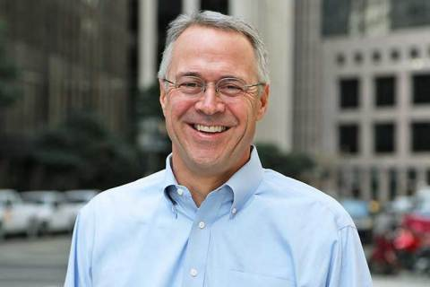 Mike Staiger, Lacework CFO (Photo: Business Wire)