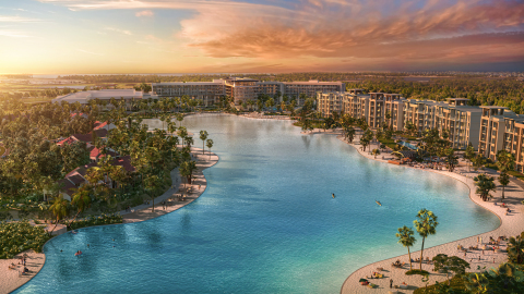 Evermore Orlando Resort (credit: Red Vertex)
