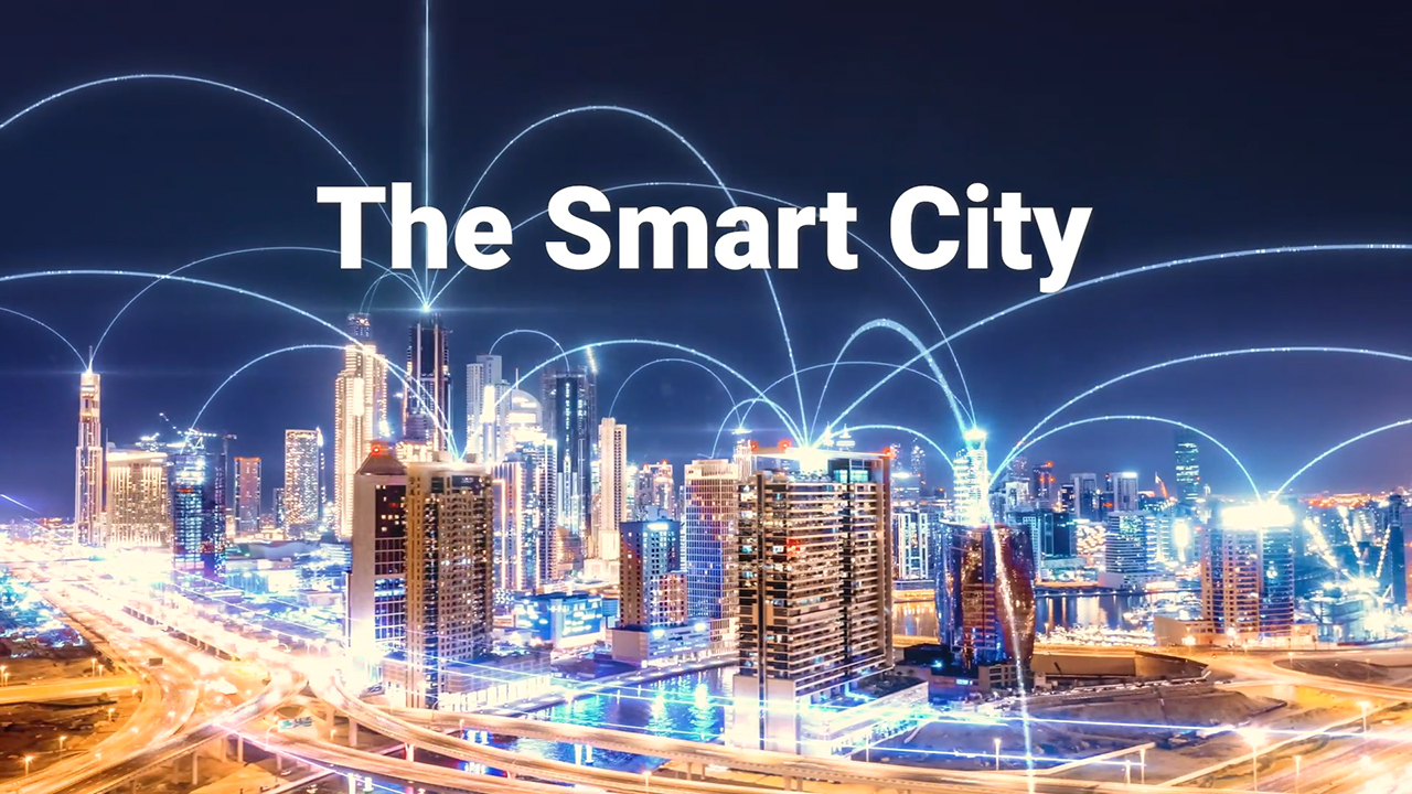 """The Velodyne Lidar video called """"Smart Cities: Improving Mobility, Access and Safety with Sensor Technology"""" looks at how lidar can be a catalyst for smart city applications that improve public services and enhance safety and quality of life. (Video: Velodyne Lidar, Inc.)"""