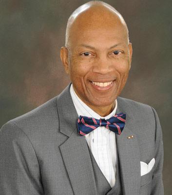 Pilot Board Chairman Captain Reginald McKamie (Photo: Business Wire)