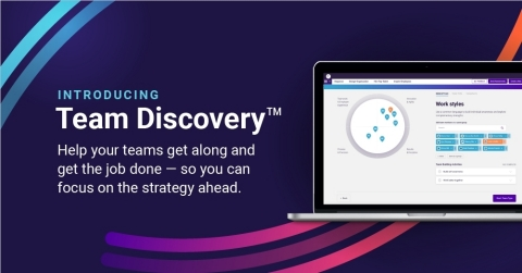 Designed to Align Team Behavioral Data with Business Goals, the Award-Winning PI Design is Released on the Dream Teams Summit Stage (Photo: Business Wire)