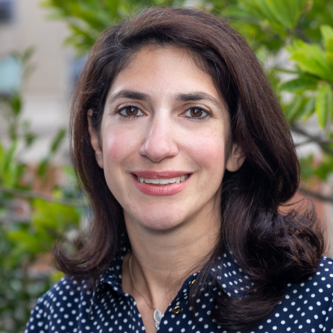 Rasha Nahas, managing director and the U.S. Department of Commerce lead for Accenture Federal Services (Photo: Business Wire)