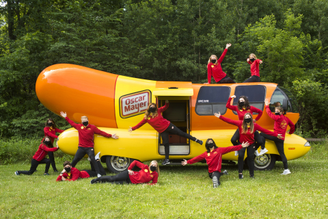Recent college graduates are welcome to apply for a once-in-a-lifetime job driving the Oscar Mayer Wienermobile. (Photo: Business Wire)