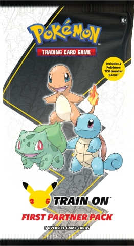 The Pokémon Trading Card Game (TCG) is a cornerstone of the brand, and fans can look forward to special 25th anniversary-themed collections of the Pokémon TCG later in 2021. (Graphic: Business Wire)