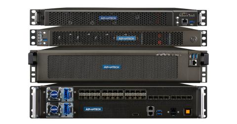 Advantech SKY-8000 Series of 5G Edge Servers (Photo: Business Wire)