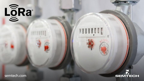 Alpha-Omega Technologies leverages LoRaWAN in its metering solution (Photo: Business Wire)