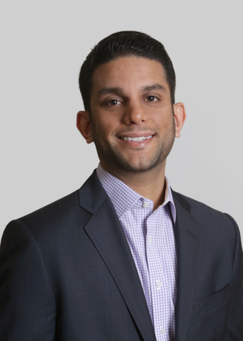 Chirag Shah, Chief Financial Officer, Cornerstone (Photo: Business Wire)