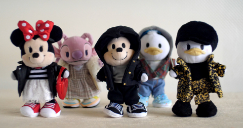 Disney nuiMOs Collection (Photo: Business Wire)