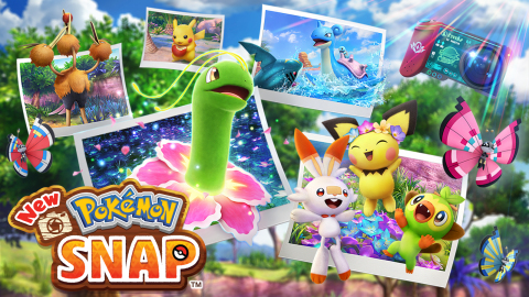 New Pokémon Snap launches in stores, in Nintendo eShop on Nintendo Switch and on Nintendo.com on April 30 at a suggested retail price of $59.99. (Graphic: Business Wire)