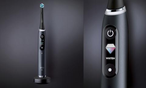 オーラルB iO電動歯ブラシ(ブラックオニキス)(写真:ビジネスワイヤ)