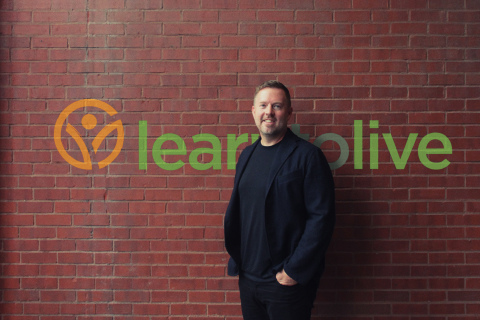 Learn to Live CEO Dale Cook (Photo: Business Wire).