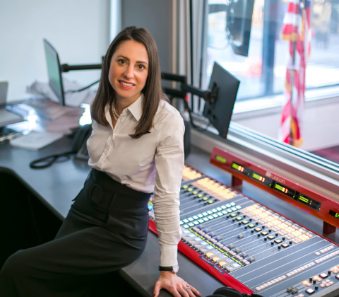 Red Apple Media, 77 WABC Names Emily Pankow General Counsel (Photo: Business Wire)