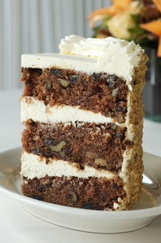 Enjoy a piece of carrot cake from Hugo's Frog Bar & Chop House when restaurants at Rivers Casino Philadelphia reopen on Saturday, Jan. 16. (Photo: Business Wire)