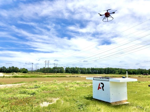 With this approval, American Robotics is now able to operate its fully-automated drones without human operators on the ground. (Photo: Business Wire)