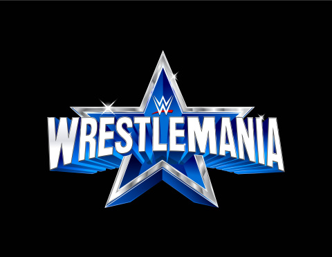 WrestleMania 38 (Graphic: Business Wire)