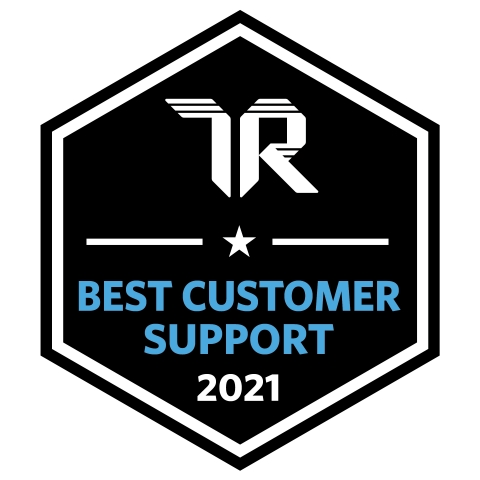 Kofax Power PDF Wins 2021 TrustRadius Award for Best Customer Support (Photo: Business Wire)