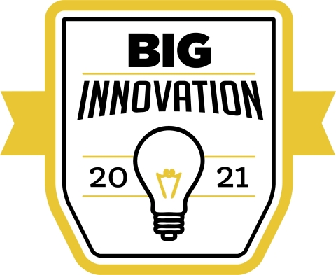 Hestan is honored to have been recognized among the most innovative companies in the 2021 BIG Innovation Awards. (Graphic: Business Wire)