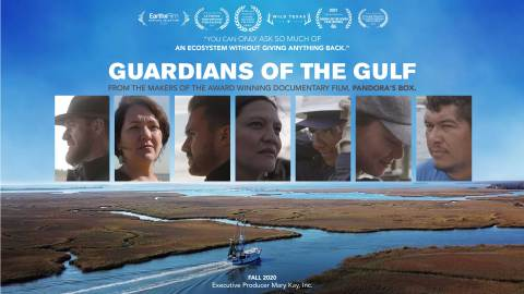 Guardians of the Gulf, produced by Mary Kay Inc., will screen online as part of the Cinema on the Bayou Film Festival. (Photo: Mary Kay Inc.)
