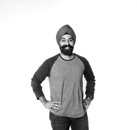 Jaspreet Singh joins the Bounteous executive team as Chief Strategy & Insights Officer. (Photo: Business Wire)