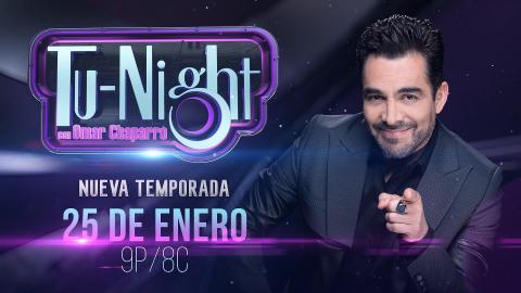 Tu-Night con Omar Chaparro publicity photo. (Photo: Business Wire)