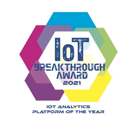 Emerson wins 2021 IoT Breakthrough Award for IoT Analytics Platform of the Year (Photo: Business Wire)
