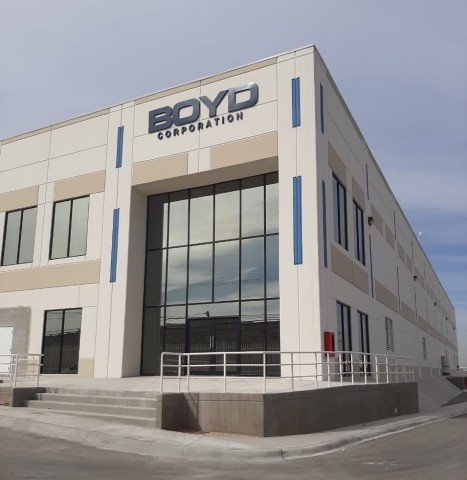 Boyd Corporation expands high volume automated manufacturing capacity in North America with new facility in Juarez, Mexico (Photo: Business Wire)