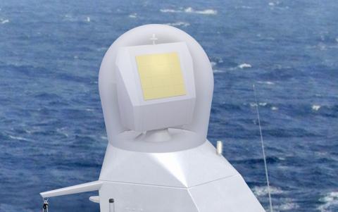 NS50 radar © Thales