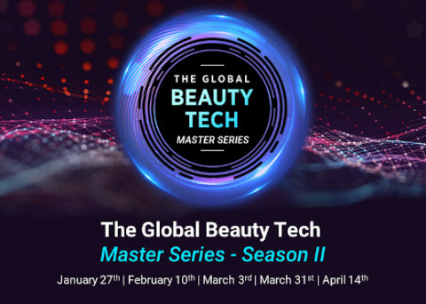 Perfect Corp. launches Season II of the popular leadership webinar, Global Beauty Tech Master Series. (Photo: Business Wire)