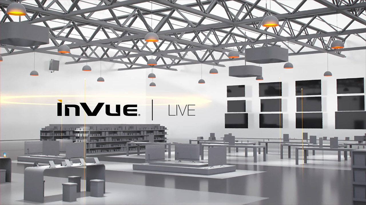 InVue LIVE is a connected platform of products that help retailers track, monitor, and manage store operations in real-time.