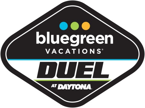 Bluegreen Vacations Returns to Sponsor The 2021 NASCAR Cup Series Duel Races At Daytona (Graphic: Business Wire)