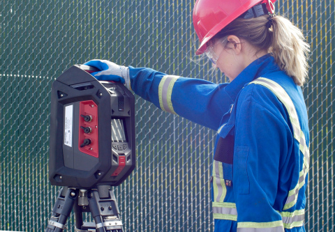Blackline Safety launches G7 EXO cloud-connected area gas detection into North America and internationally (Photo: Business Wire)