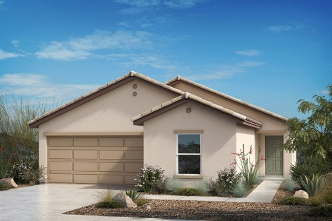 KB Home announces the grand opening of Northwood Point, a new-home community located in popular Northwest Tucson. (Photo: Business Wire)