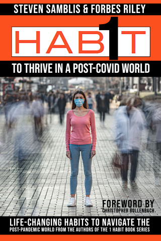 1 Habit to Thrive in a Post-Covid World - 100 Life-Changing Habits to Navigate the Post-Pandemic World From The Authors of The 1 Habit Book Series (Photo: Business Wire)