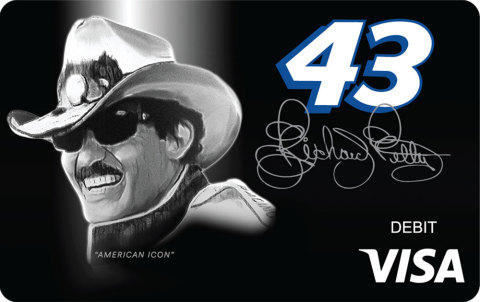 Richard Petty Icon Gift and Reward Card (Photo: Business Wire)