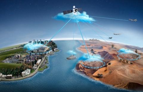 Nexium Defence Cloud © Thales
