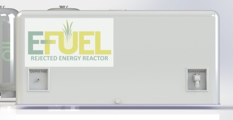 The E-Fuel Corporation has come up with a revolutionary way to repurpose the largest energy source on the planet; rejected energy. (Photo: Business Wire)