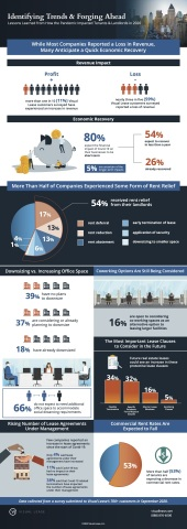 COVID-19 Survey Infographic (Graphic: Business Wire)
