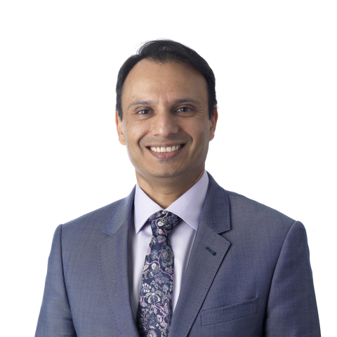 Qasim Rizvi, MB.ChB. (Photo: Business Wire)