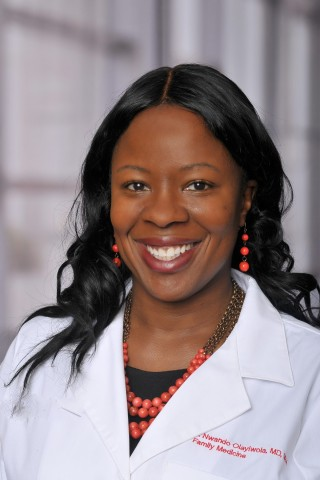 Nwando Olayiwola, M.D., MPH, FAAFP (Photo: Business Wire)
