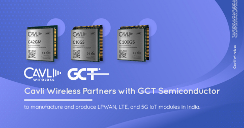 C42GM is a single-mode LTE CAT M1/NB1/NB2 (upgradable to Release 14) compatible Smart Cellular Module based on 3GPP Release 13, that comes with an integrated eSIM. C42GM has a healthy battery life profile of ten years due to Deep Sleep Mode capability. It also comes with integrated GNSS, Bluetooth 4.2 & Sigfox. The integrated eSIM coupled with Cavli Hubble Global Connectivity ensures the module can be deployed across the globe, making it an ideal solution for logistics, automotive, vehicle tracking systems and more (Photo: Business Wire)