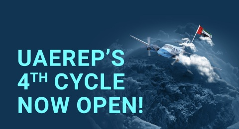 UAEREP's 4th Cycle Now Open! (Graphic: AETOSWire)