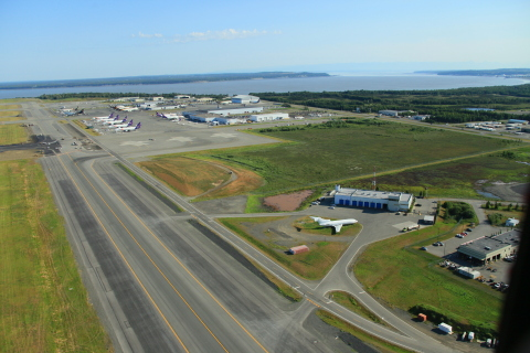 Alaska Cargo and Cold Storage, LLC signed a 55-year ground lease with the State of Alaska for a 700,000-square-foot cold storage facility strategically located at Ted Stevens Anchorage International Airport, the sixth-busiest cargo airport in the world. (Photo: Ted Stevens Anchorage International Airport)