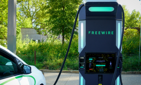 FreeWire Technologies Boost Charger (Photo: Business Wire)