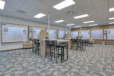 Inside a new My Eyelab location in Florida (Photo: Business Wire)