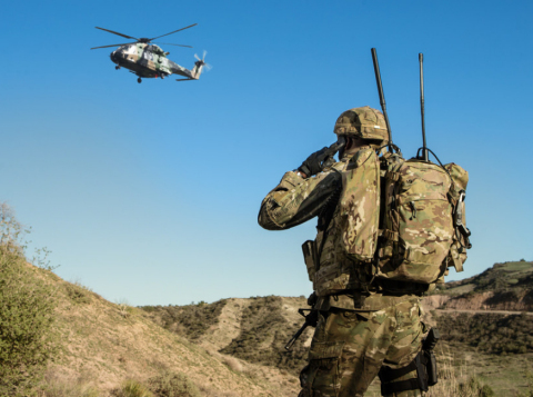 The Australian Defence Force has awarded L3Harris Technologies contracts totaling $233 million (USD) to deliver secure communications and advanced night vision goggle technology to support the country's key modernization initiatives. (Photo: Business Wire)