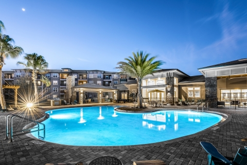 Tomoka Pointe Apartments - acquired by Waypoint Real Estate Investments in 2020. (Photo: Waypoint Real Estate Investments)