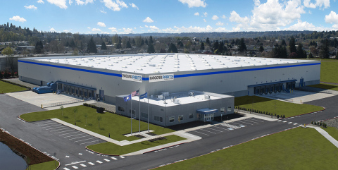 Louisville Parts Distribution Center (Rendering) (Photo: Business Wire)
