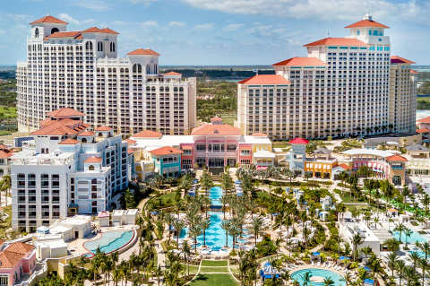 Grand Hyatt Baha Mar, The Bahamas (Photo: Business Wire)