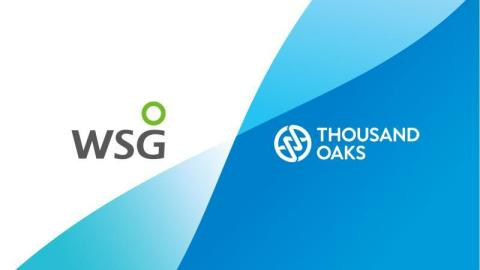 Thousand Oaks Biopharmaceuticals Inked a Joint Venture Agreement with Korea's WSG Group (Graphic: Business Wire)