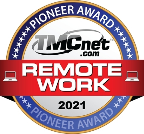Masergy Work From Anywhere Solutions Awarded 2021 TMCnet Remote Work Pioneer Award